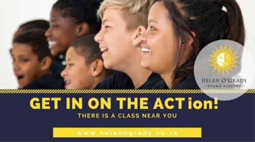 Helen O'Grady Drama Academy Stellenbosch